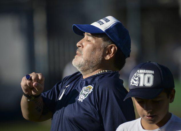 Diego Maradona 2021